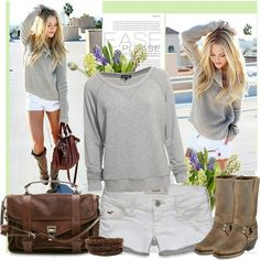 cozy casual cute by marisa