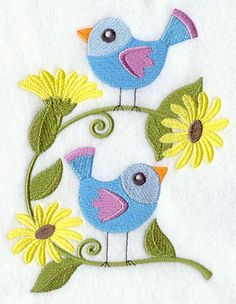 Machine Embroidery Designs at Embroidery Library! - Color Change - E5067