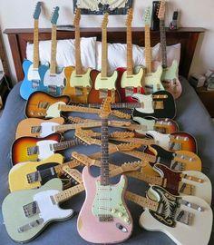GuitarStoriesUSA.com — Almost bedtime…sweet dreams are inevitable!...
