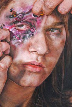 Tra$hy Girls by Amanda Elizabeth Josephs | Art Armada