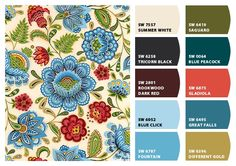 Color Palette Inspiration Chip It! by Sherwin-Williams – Home Paint Color Palettes, Paint Color Schemes, Fall Color Palette, Colour Pallette, Color Combos, Paint Colors For Home, House Colors, Colours That Go Together, Color Harmony