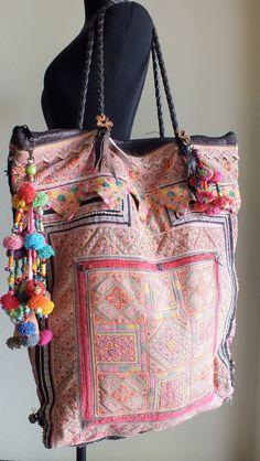 Bolsos étnicos Boho bolsas y monederos bolsos por shopthailand