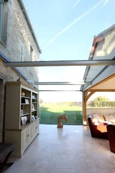 country Conservatory by IQ Glass UK