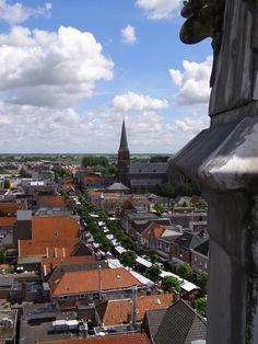 Schagen, Noord-Holland.