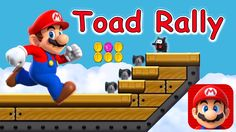 Watch Super Mario Run Toad Rally With Mario Over And Over Again - 4 - YouTube #mobileGames #gaming #SuperMarioRun #gamers #Peppertropolis