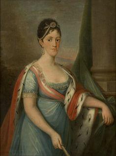 Retrato de D. Carlota Joaquina, Rainha de Portugal
