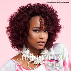 Awe Inspiring Burgundy Highlights Black Women And African American Hair On Hairstyles For Women Draintrainus