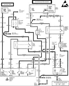 PCM Wiring Diagram (2 of 5) olds bravada drawings