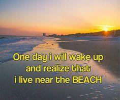 Imagine yourself waking up here? Good morning #MyrtleBeachSC!