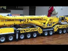 Helix Models, Lego Crane, Oil Platform, Heavy Machinery, Cool Lego, Heavy Equipment, Diecast, Monster Trucks, Cars