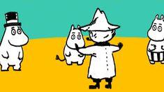 Moomin Valley, Tove Jansson, Cute Art, Disney Characters, Fictional Characters, Novels, Fandom, Fan Art, Comics