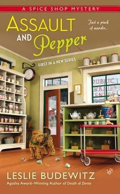 Captivated Reader: Assault and Pepper by Leslie Budewitz Cozy Mysteries, Best Mysteries, Murder Mysteries, I Love Books, Good Books, Books To Read, My Books, Free Books, Mystery Novels