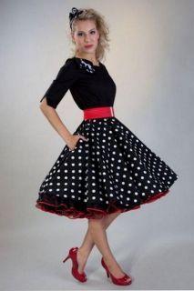 Vintage Swing Dance Dresses