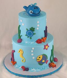 Under the Sea | Sugared Productions Blog