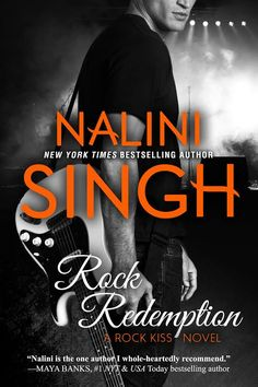 Renee Entress's Blog: [Cover Reveal] Rock Redemption by Nalini Singh
