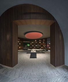 The Library - Valextra Flagship Store | Neri&Hu Design and Research Office