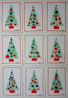 Le Journal de Chrys: Carte Sapin de Noël