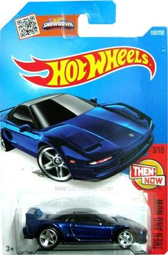 Hot Wheels Super Treasure Hunt 2016-90-Acura-NSX C case