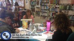 Visit our class calendar at http://www.bloominbeadsetc.com/calendar/