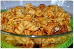 Η απόλαυση της βρώσης ~ Ας μαγειρέψουμε Pasta Recipes, Macaroni And Cheese, Shrimp, Meat, Ethnic Recipes, Food, Kitchens, Mac And Cheese, Essen