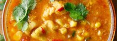 Wpis na blogu Mexican Chicken, Chicken Soup, Chana Masala, Thai Red Curry, Cooking, Health, Ethnic Recipes, Party Time, Food