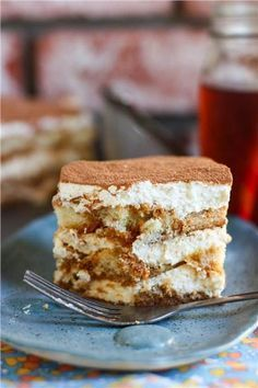 Sweet Tea Tiramisu Tiramisu Bread Pudding Baileys and Hot Chocolate Tiramisu Greek Sweets, Greek Desserts, Just Desserts, Sweet Recipes, Cake Recipes, Dessert Recipes, Sweet Tea, How Sweet Eats, Let Them Eat Cake