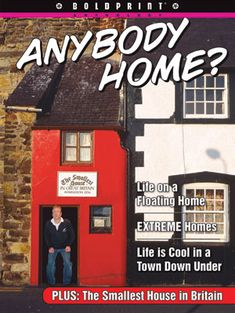 Anybody Home? - Rubicon Publishing Inc. Leveled Readers, Oil Rig, Floating House, Helping The Homeless, House Made, Weird And Wonderful, Feng Shui, Britain, Magenta