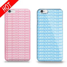 New Phone Case for iPhone 5s 6 6s Hotline Bling words Pattern design DIY Printing housing Covers For iPhone 6s 6 Plus 5S 5-in Phone Bags & Cases from Phones & Telecommunications on Aliexpress.com | Alibaba Group