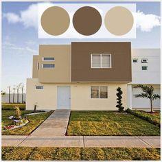 Colores Modernos Para Exteriores De Casas En Imagenes Color En