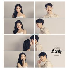 """View photos in 2019 New Sample """"Lovely"""". Pre-Wedding photoshoot by ST Jungwoo, wedding photographer in Seoul, Korea. Pre Wedding Poses, Pre Wedding Photoshoot, Wedding Shoot, Wedding Couples, Wedding Girl, Korean Couple Photoshoot, Korean Wedding Photography, Couple Photography Poses, Photography Backdrops"""
