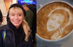 Galerie foto - Ce face acest barista cu cafeaua te lasa fara cuvinte