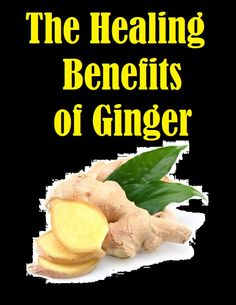 #Ginger is perhaps the best #herb for us...  Find Out How It Works ... http://slimmingtips.givingtoyou.com/healing-benefits-of-ginger