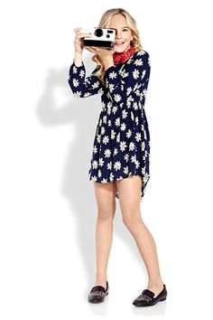 Forever 21 is the authority on fashion & the go-to retailer for the latest trends, styles & the hottest deals. Shop dresses, tops, tees, leggings & more! Forever 21 Outfits, Forever 21 Girls, Tween Fashion, Cute Fashion, Girl Fashion, Moda Junior, Kids Outfits, Cute Outfits, School Outfits