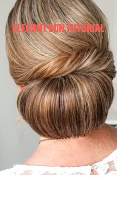 Hairdo For Long Hair, Bun Hairstyles For Long Hair, Curly Hair Tips, Wedding Hairstyles, Hair Style Vedio, Medium Hair Styles, Long Hair Styles, Hair Upstyles, Hair Straightening Iron