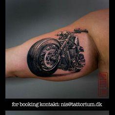 Nis Staack @tattorium #tattwho #tattoo #tattoos #tattooartist #tattooartists #tattooist #tattooer #artist #tattoolife #instaart #instatattoo #tattoodesign #tattooed #ink #inked #tattooaddict #tattooart #photooftheday #instagood #instastyle #instabeauty #bodyart #tattooidea #tattoooftheday #copenhagen #denmark #realism #motorcycle #blackandgray