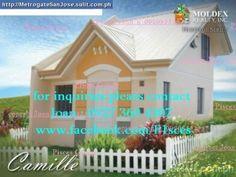 CAmille Model house _ Metrogate _ Heritage Villas _