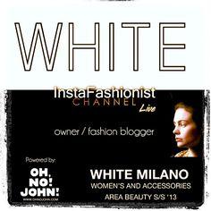 First snap shooting in White Fashion Show! Milan Fashion Week! #fashion #moda #blogger #fashionblogger #mfw #fashionstyle #fashionweek #fashionphotography #fashionoftheday #trendy #weheartit #instafashion #outfit #models #instagramers #igfashion #urbanoutfitters #girls #pretty #fashionshow #fashiondiaries #blogger #style #fashionista #iphonephotography #highfashion #instagramhub #models #streetstyle #fashionaddict