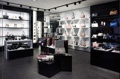 Karl Lagerfeld opens First Store in Kuwait- Walk-in Home Closet Inspiration