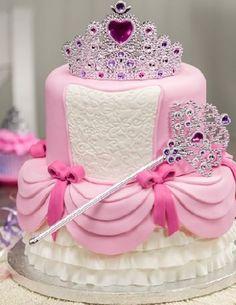 Princess-Birthday-Cake