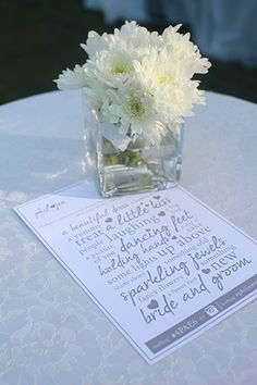 Prepare a list of items guest can shoot and post on Instagram. Don't forget a clever hashtag! | www.bridalbook.ph