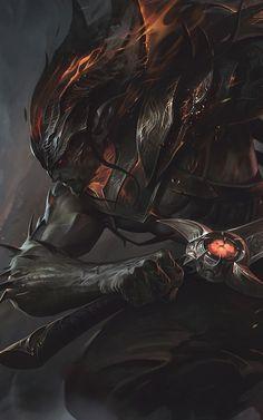 Hunter Angel of the God-Machine