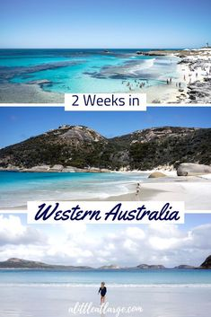 Find everything you need to see and do over 14 days on a south Western Australia road trip. An itinerary that takes you from Perth, through the Margaret River region, all the way to Esperance, with a stop in Wave Rock before returning to Perth. Outback Australia, Visit Australia, Western Australia, Australia Trip, Road Trip New Zealand, New Zealand Travel, Amazing Destinations, Travel Destinations, Parks