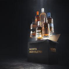 Mackmyra - Whiskey poster on Behance
