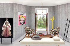 #livingroom #art #colours