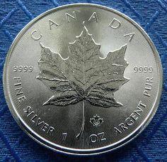 1 UNZE (OZ) - CANADA - MAPLE LEAF – 999,9/1000 SILBER 2014sparen25.com , sparen25.de , sparen25.info