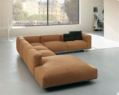 Great selection of design sofas for sale , including the best design brand from Zanotta to De Padova, from Molteni&C to Busnelli, from Living Divani to Driade Apartment Furniture, Upholstered Furniture, Sofa Furniture, Sofa Chair, Living Room Furniture, Furniture Design, Couch, Apartment Ideas, Sofa Design