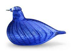 iittala Birds by Oiva Toikka Blue Bird. Since 1992.