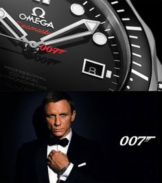 New Omega Seamaster James Bond 007 Limited Edition | www.majordor.com Breitling Watches, Rolex Watches For Men, Swiss Luxury Watches, Luxury Watches For Men, Omega Seamaster James Bond, Omega Seamaster Automatic, 6 Years, Omega Watch, The Unit