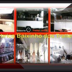 Trailer lanche a venda Fabrica Baixinho dos trailers