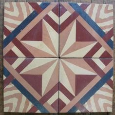 Bert and May - reclaimed tiles and wood flooring